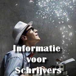 Informatie voor Schrijvers